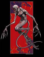 Vampire Creature by NathanRosario