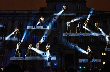 Lyon - Fete des Lumieres 2012 - III
