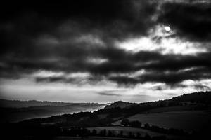 The dark dawn by OlivierAccart