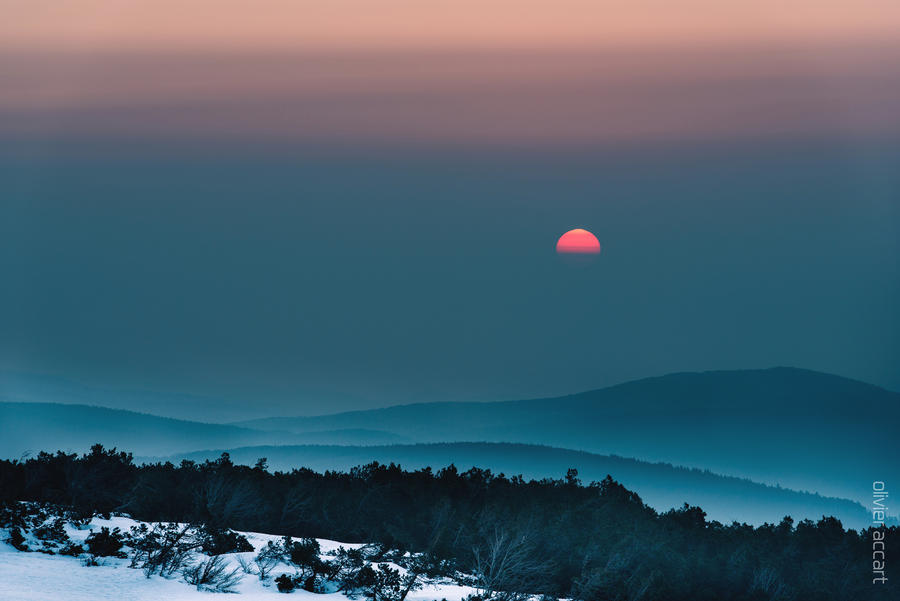 Cold Rise by OlivierAccart
