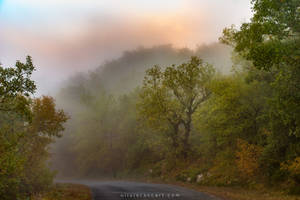 The Road by OlivierAccart