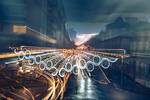 Neural crossroads by OlivierAccart