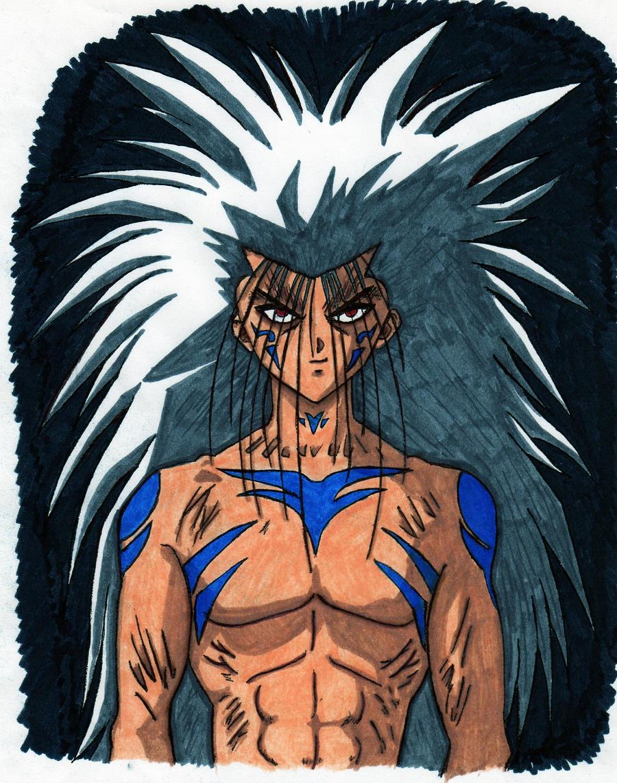 Demon Yusuke by Chibason2 on DeviantArt