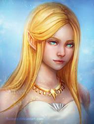 Zelda: Breath of the Wild by Suixere