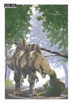 Acrocanthosaurus dinner