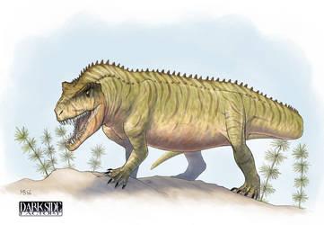Postosuchus by Kronosaurus82