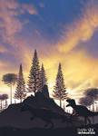 Morrison Sunset