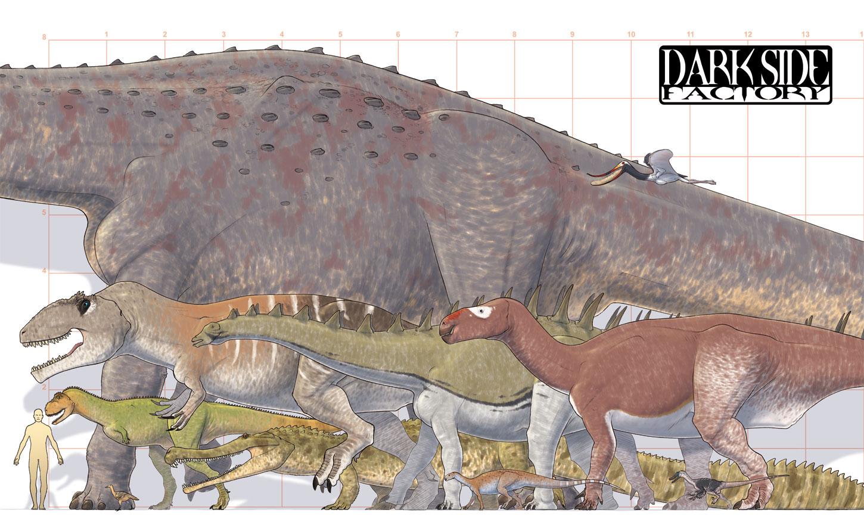 I Titani - Cast by Kronosaurus82