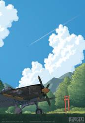 Hayate project - COVER by Kronosaurus82