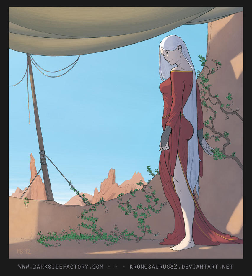 Yuki in the Future by Kronosaurus82