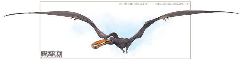 Abaquar - Kitakyushu Pterosaur COLOR vers.