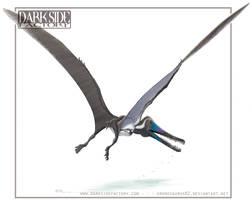 Cearadactylus ligabuei by Kronosaurus82