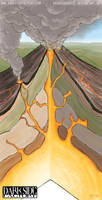 Volcano Section