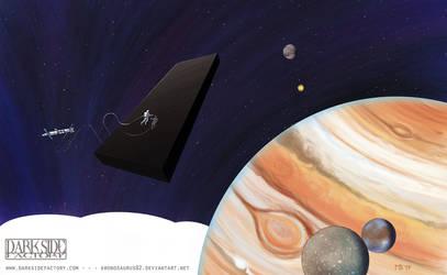 Science Fiction - Splash Page