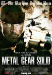 Metal Gear Solid Movie Poster