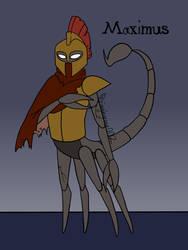 Maximus (Hollow Knight OC)