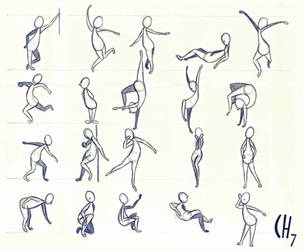 Gesture - Actions by chuunin7
