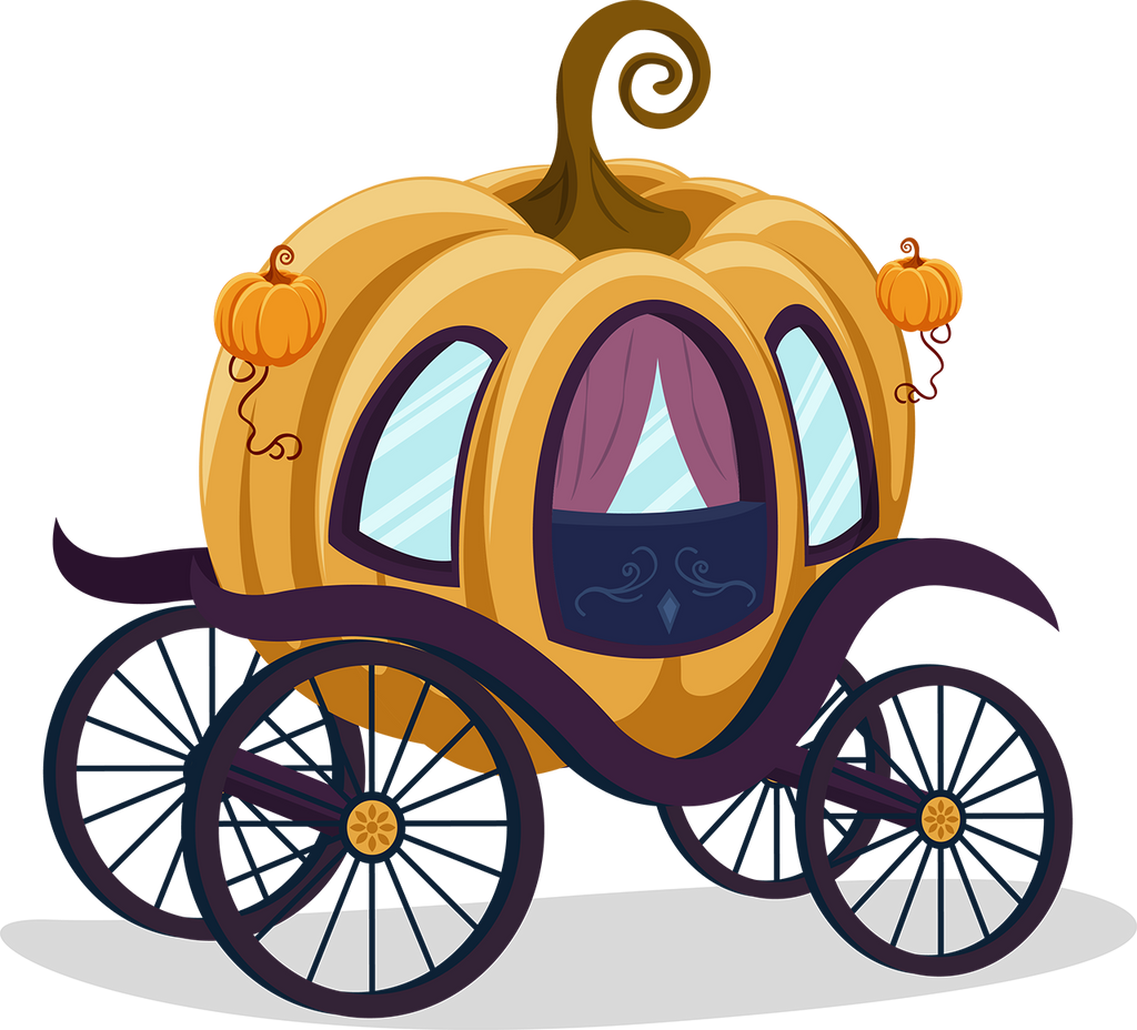 Fableicious 08 Pumpkin Carriage By Chuunin7 On Deviantart