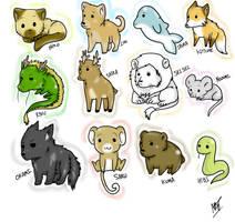 animals animals by eeee15