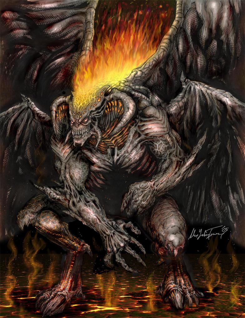Gothmog The Great Valaraukar by Nautilluz on DeviantArt