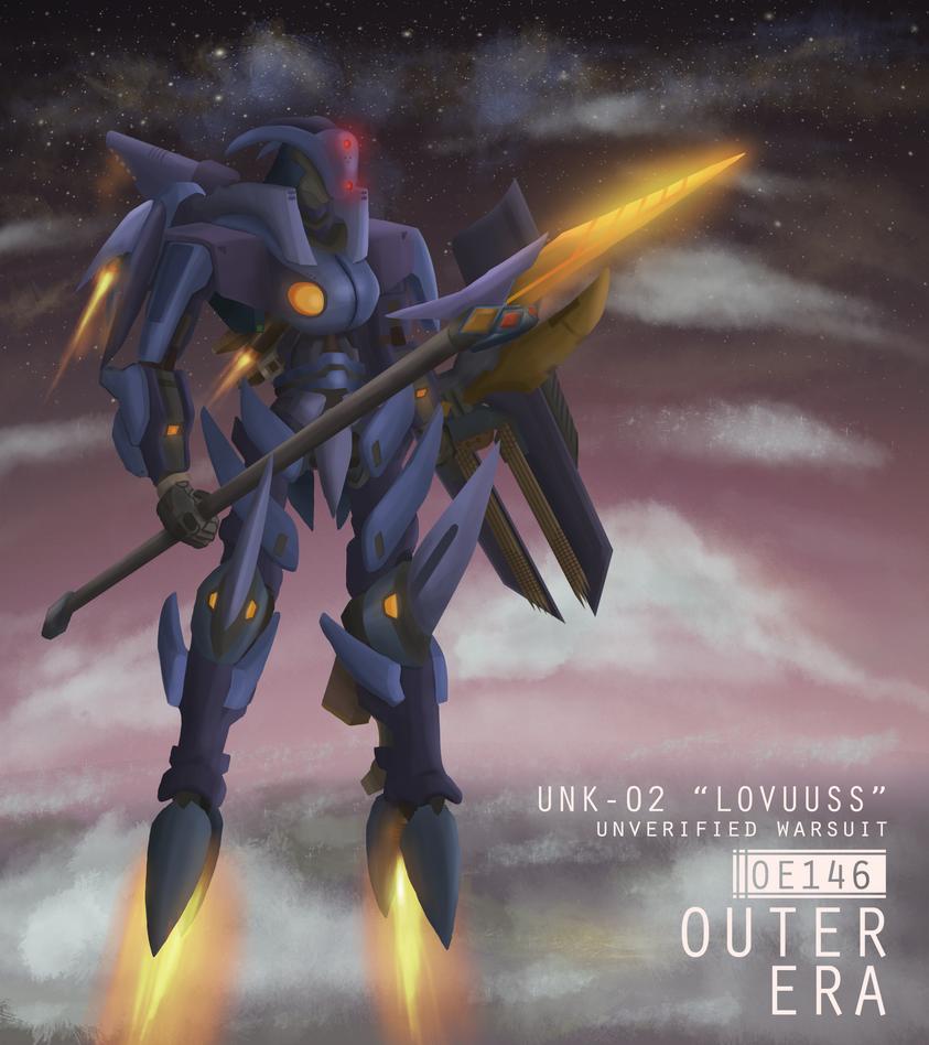 Lovuuss -UNK02- by Setzuo