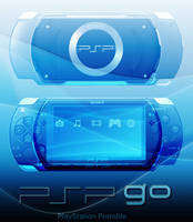 PSP Go Comparison wallpapers by teh-peng00in