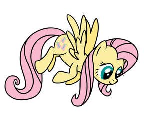 Quick Fluttershy by SteamFlash