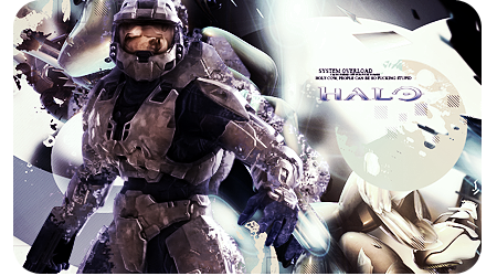 Halo by AnabellaWesker