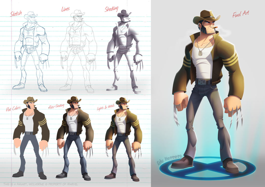 Logan process by EduHerrera