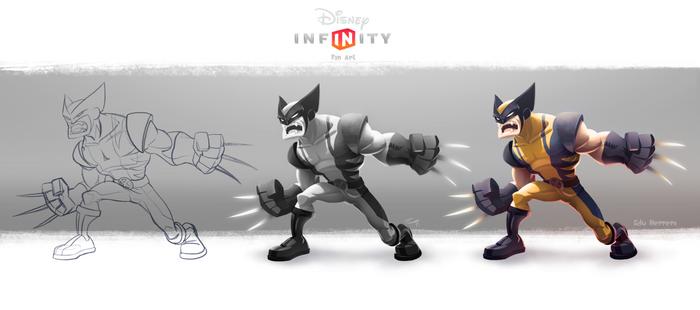 Wolverine Infinity