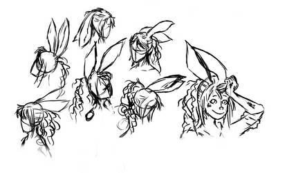 Warren Sketches