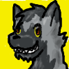 Martet the Poochyena by Tamway-Doyle
