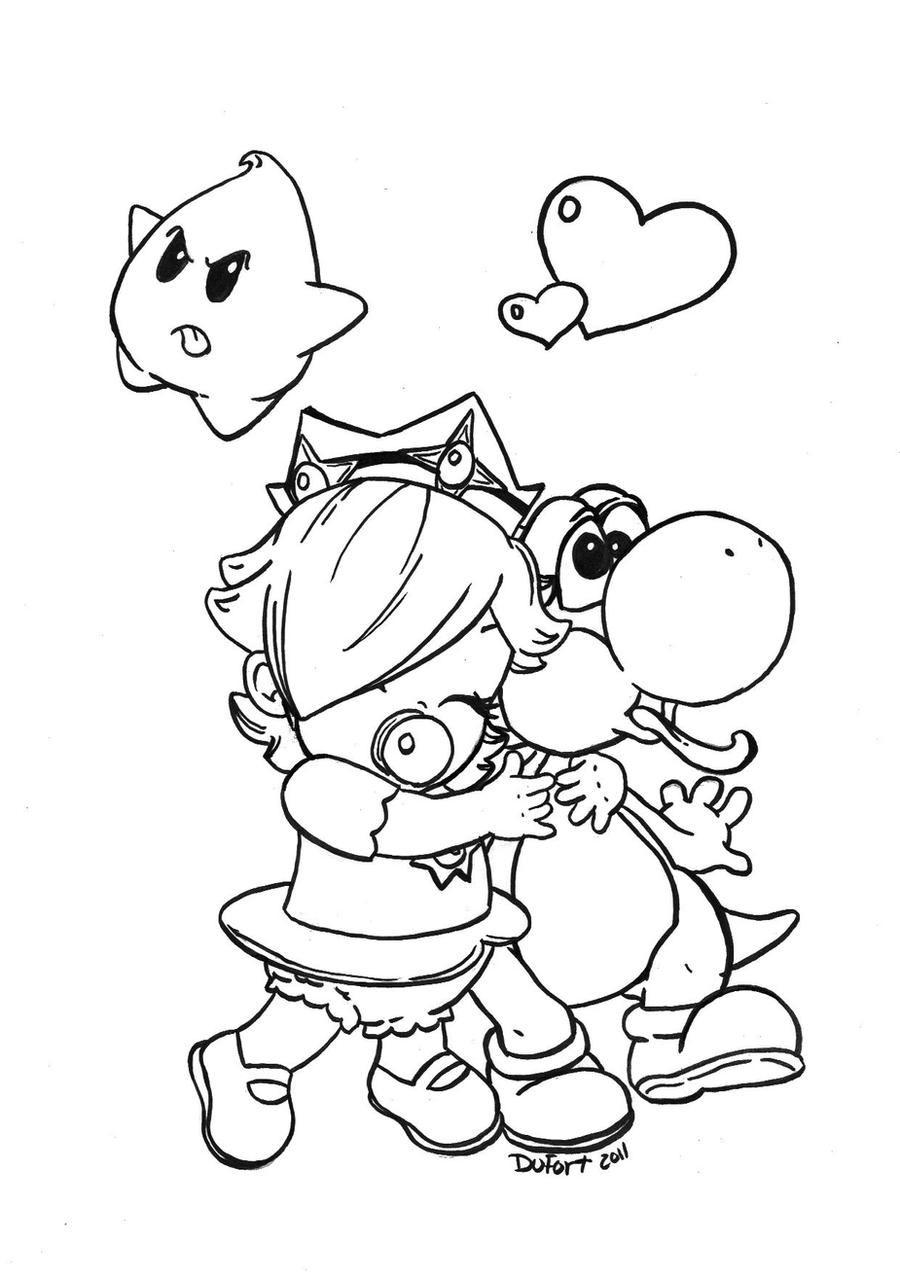 images about mario coloring on pinterest princess coloring pages - Baby Princess Peach Coloring Pages
