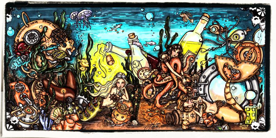 Nemo Imaginarium by JadeDragonne