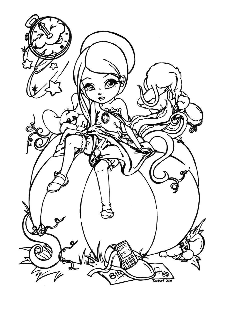 Cinderella By JadeDragonne On DeviantArt
