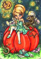 Cinderella by JadeDragonne