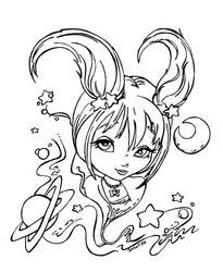 Zodiac - Capricorn by JadeDragonne