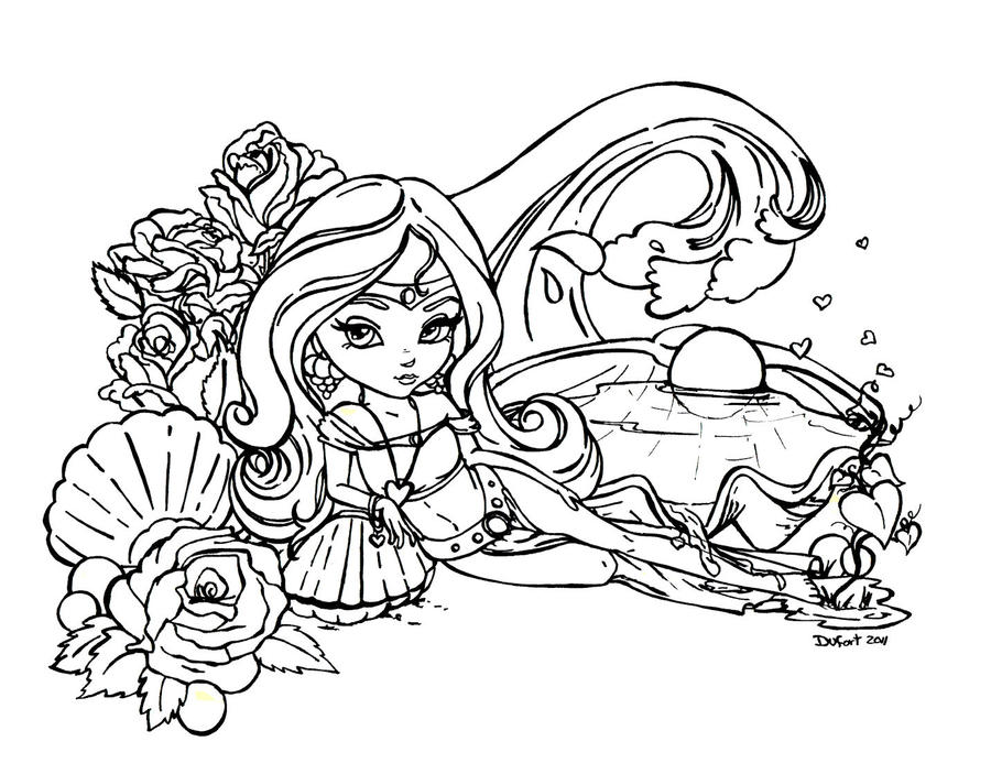 jadedragonne deviantart coloring pages - photo#42