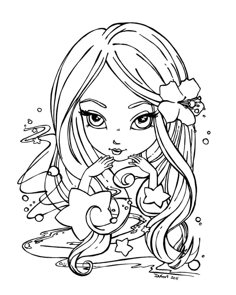 Zodiac Line Art : Zodiac virgo by jadedragonne on deviantart