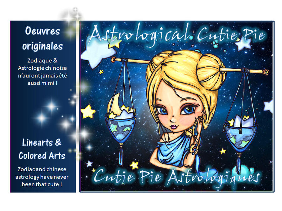 ASTROLOGICAL CP Folder by JadeDragonne