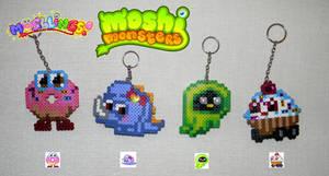 Hama Beads Moshlings