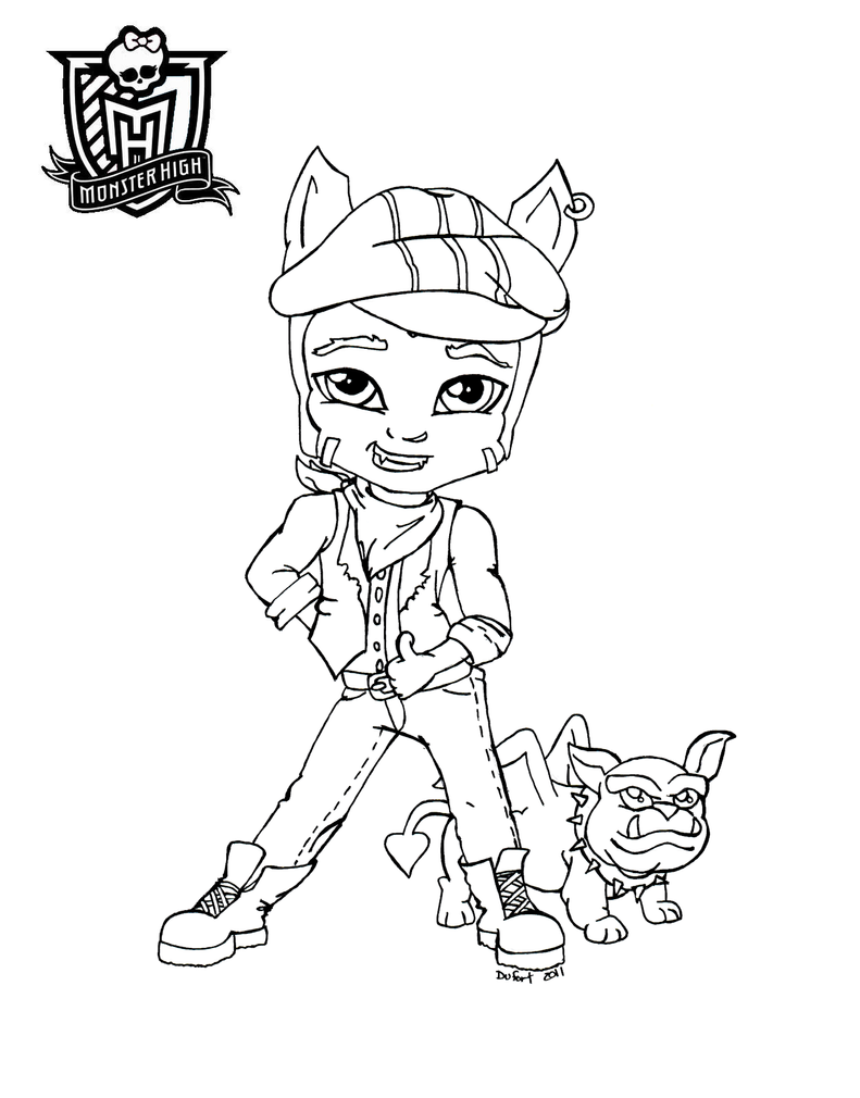 high coloring pages - photo#43