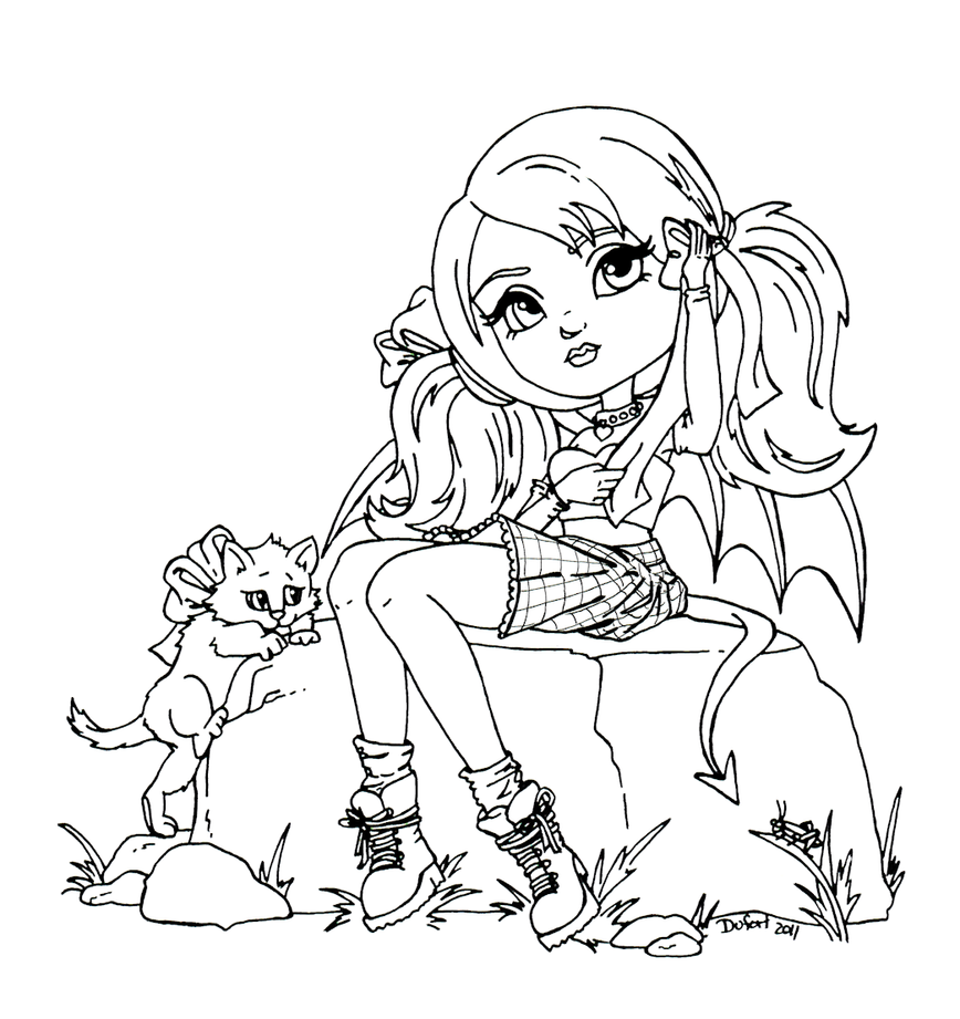 jadedragonne deviantart coloring pages - photo#22