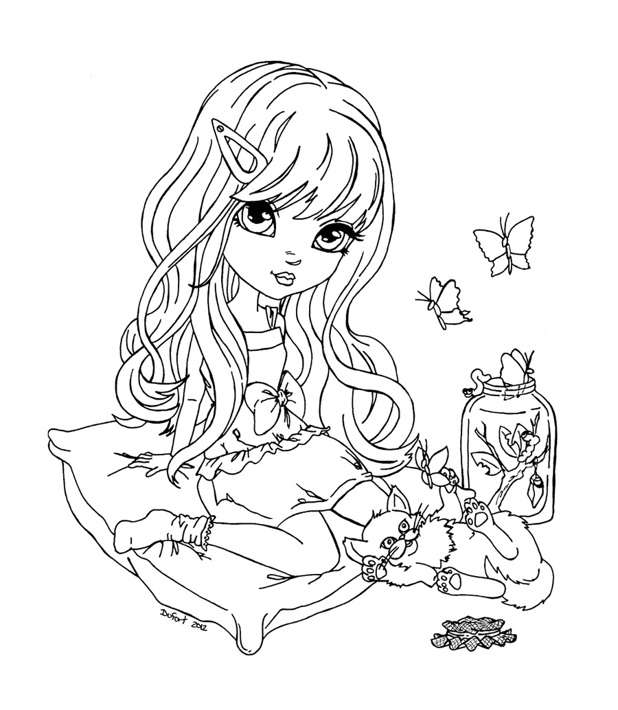 jadedragonne deviantart coloring pages - photo#6