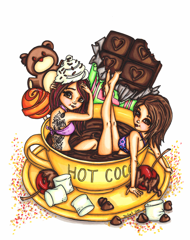 Cocoa Spa by JadeDragonne