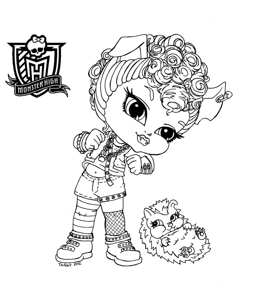 Baby Howleen by JadeDragonne on DeviantArt