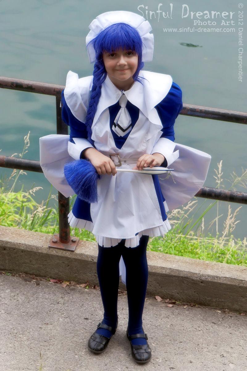 Yuzuki from Chobits no.1 by JadeDragonne on DeviantArt