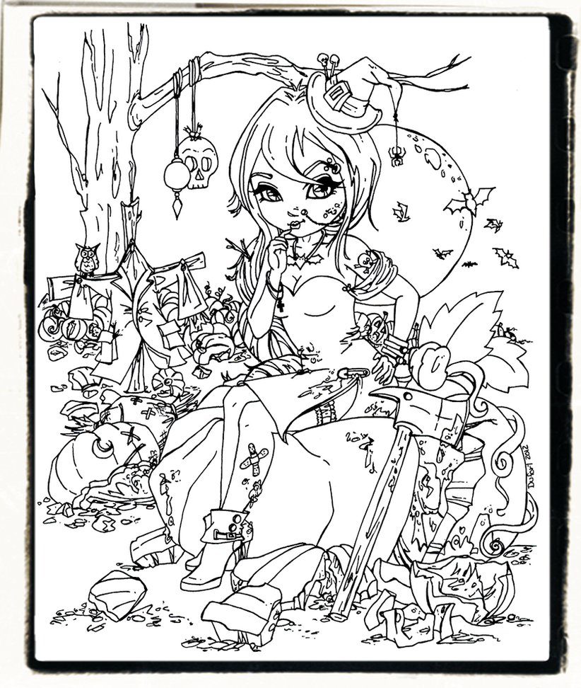 jadedragonne deviantart coloring pages - photo#41