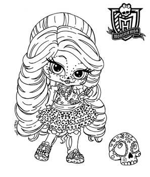 Baby Skelita Calaveras