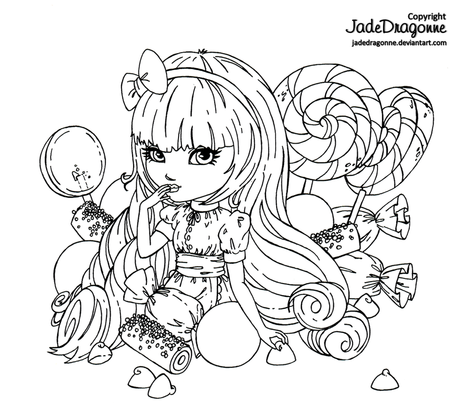 Sugar rush by jadedragonne on deviantart - Coloriage ralph la casse ...